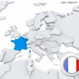 Map Of Europe With Italy Highlighted.Highlighted Italy On Map Of Europe With National Flag Sagefox
