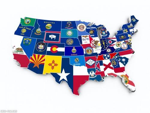USAstateflagson3dmap_17982341_original.jpg